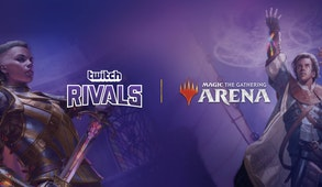 Twitch Rivals: Magic: The Gathering Arena Showdown