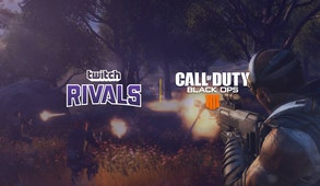Twitch Rivals: Call of Duty Blackout Challenge
