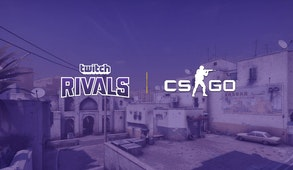 Twitch Rivals: CSGO Showdown