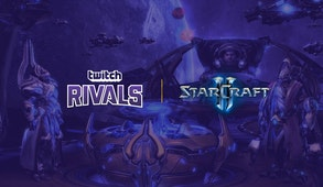 Twitch Rivals: StarCraft 2 Arcade Showdown